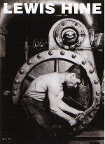 Lewis Hine: Powerhouse mechanic, 1920